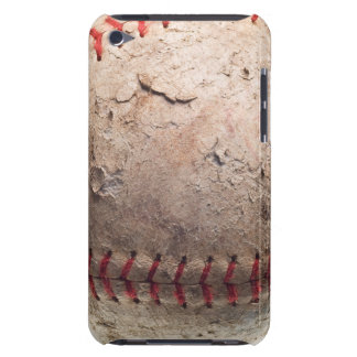 Softball Template - Customized Barely There iPod Case