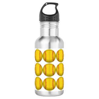 Softball Water Bottle 532 Ml Water Bottle