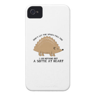 Softie at Heart iPhone 4 Case-Mate Cases