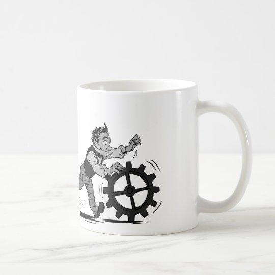 Software and Hardware Coffee Mug