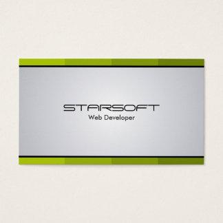 Software Developer - Business Cards