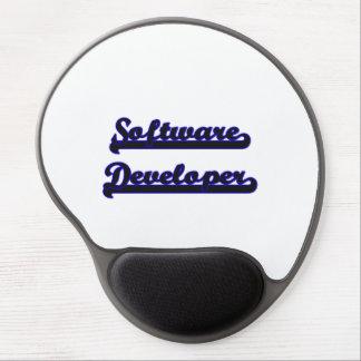 Software Developer Classic Job Design Gel Mouse Pad