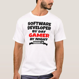 Software Developer Gamer T-Shirt