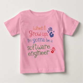 Software Engineer (Future) Infant Baby T-Shirt