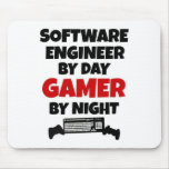 Software Engineer Gamer Mouse Pad