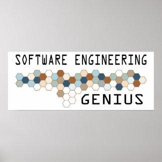 Software Engineering Genius Print
