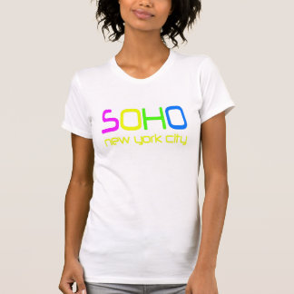 SoHo Colors New York City T-Shirt