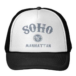 SoHo Mesh Hats