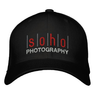 SOHO Photography Hat Embroidered Hats