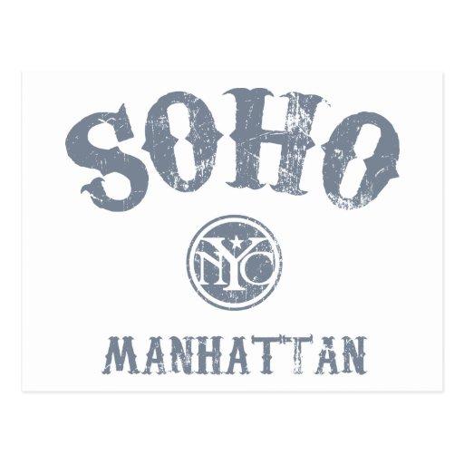 SoHo Postcards
