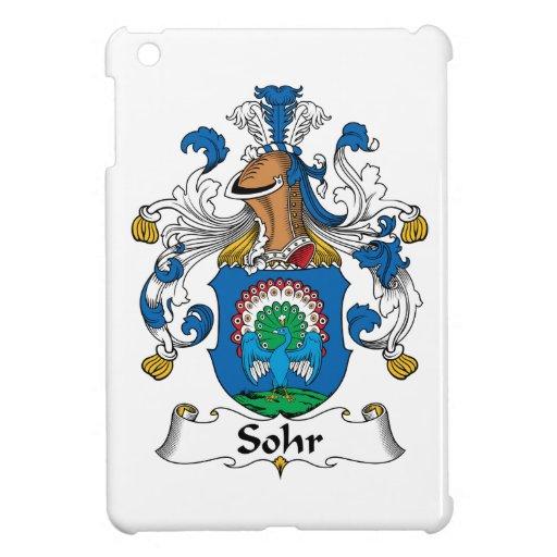 Sohr Family Crest iPad Mini Cases
