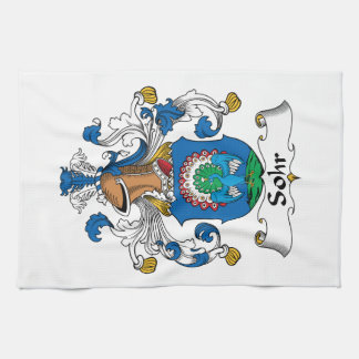 Sohr Family Crest Towels