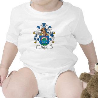 Sohr Family Crest T-shirts