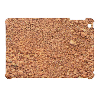 Soil Particles Cover For The iPad Mini