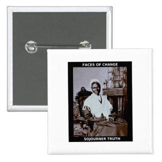 Sojourner Truth Pinback Button