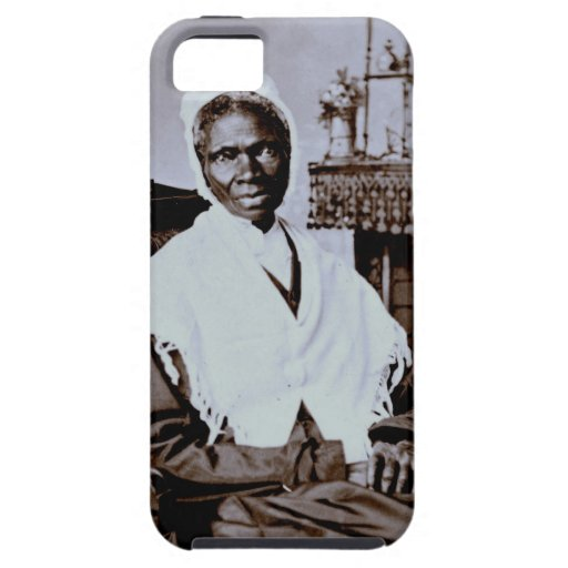Sojourner Truth iPhone 5 Cover