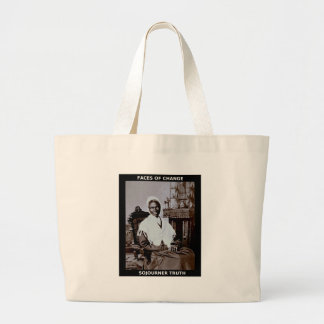 Sojourner Truth Jumbo Tote Bag