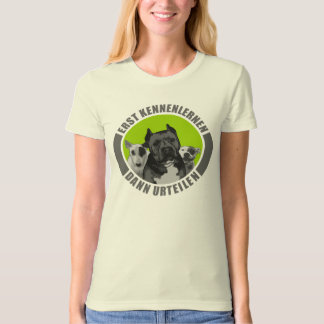 SOKA - Only become acquainted then judge! T Shirts