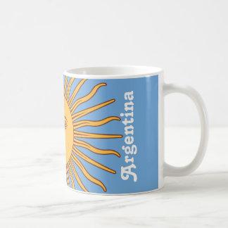 Sol de Mayo / Argentina Basic White Mug