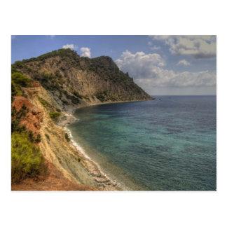 Sol Den Serra, Ibiza Postcard