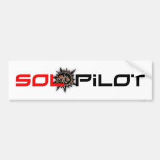 Sol Pilot Bumper Sticker