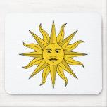 sol Uruguay Mousepad