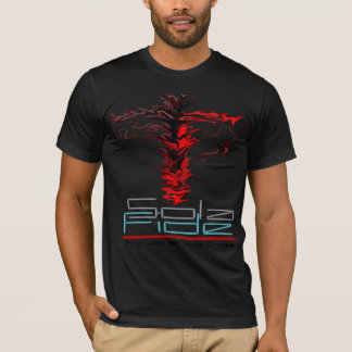 """""""Sola Fide, the way of the crozz"""" by Michael Crozz T-Shirt"""