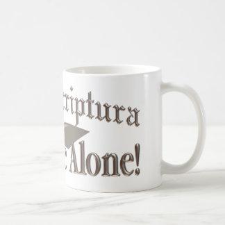 Sola Scriptura-mug