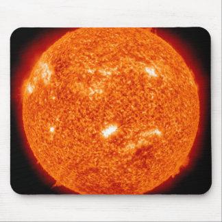 Solar activity on the Sun 2 Mouse Mat