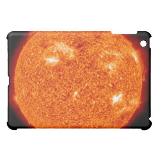 Solar activity on the Sun 3 iPad Mini Case