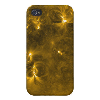Solar activity on the Sun 4 Cases For iPhone 4