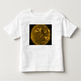 Solar activity on the Sun 4 Toddler T-Shirt