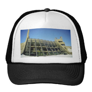 Solar atrium, Douglas Cardinal studio and residenc Trucker Hat
