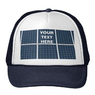Solar Battery Panel Cap