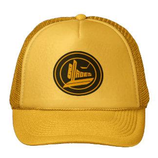 Solar Blades Mesh Hats