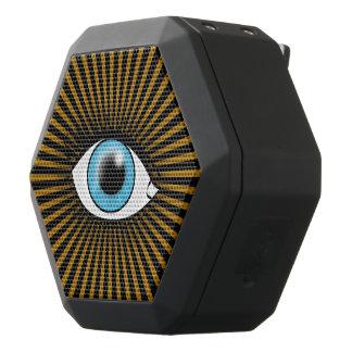 Solar Blue Eye Black Boombot Rex Bluetooth Speaker