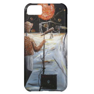 Solar broadcast [Transition - Custom Print! Cover For iPhone 5C