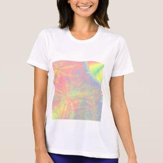 Solar Burst, Fractal Art. Colorful. T-Shirt