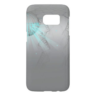Solar City phone case