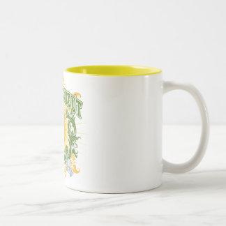 Solar Connecticut Two-Tone Coffee Mug