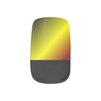 Solar Corona Nail Wrap