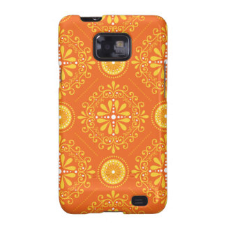 Solar Damask Samsung Galaxy S2 Covers