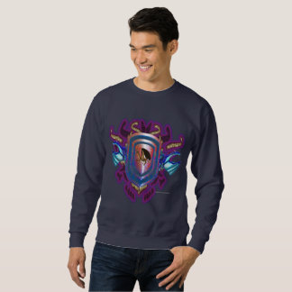 Solar Dragon Shield Men's Sweatshirt