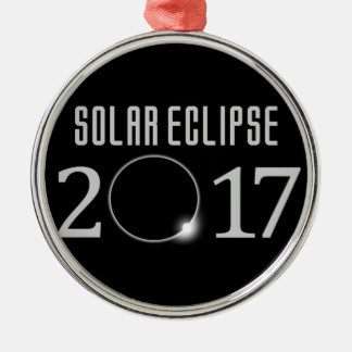 Solar Eclipse 2017 Commemorative Ornament