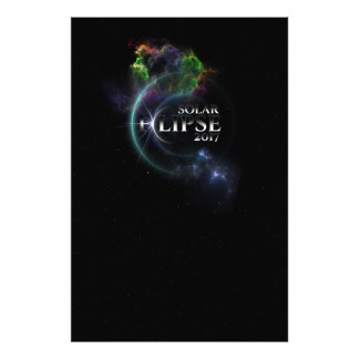 Solar Eclipse 2017 Photo Print