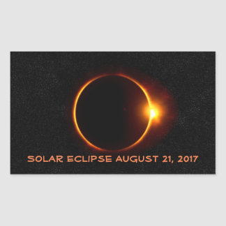 Solar Eclipse 2017 Stickers