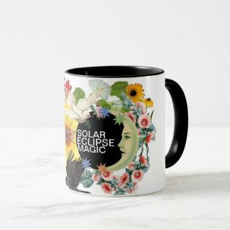 Solar Eclipse 2017 Vintage Celestial  Coffee Mug