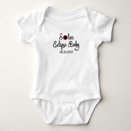 Solar Eclipse Baby Bodysuit T shirt