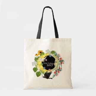 Solar Eclipse Classic Tote Bag / Customizable