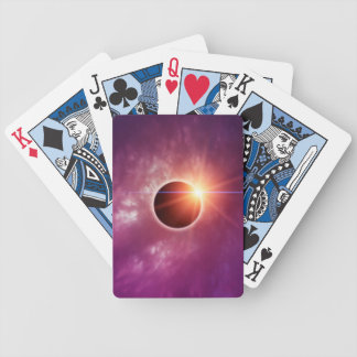Solar Eclipse Deck Bicycle Playing Cards